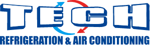 Tech Refrigeration and Air Conditioning Ireland - logo