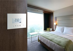 Revamps Air Conditioning Touch Control for Hotel Rooms