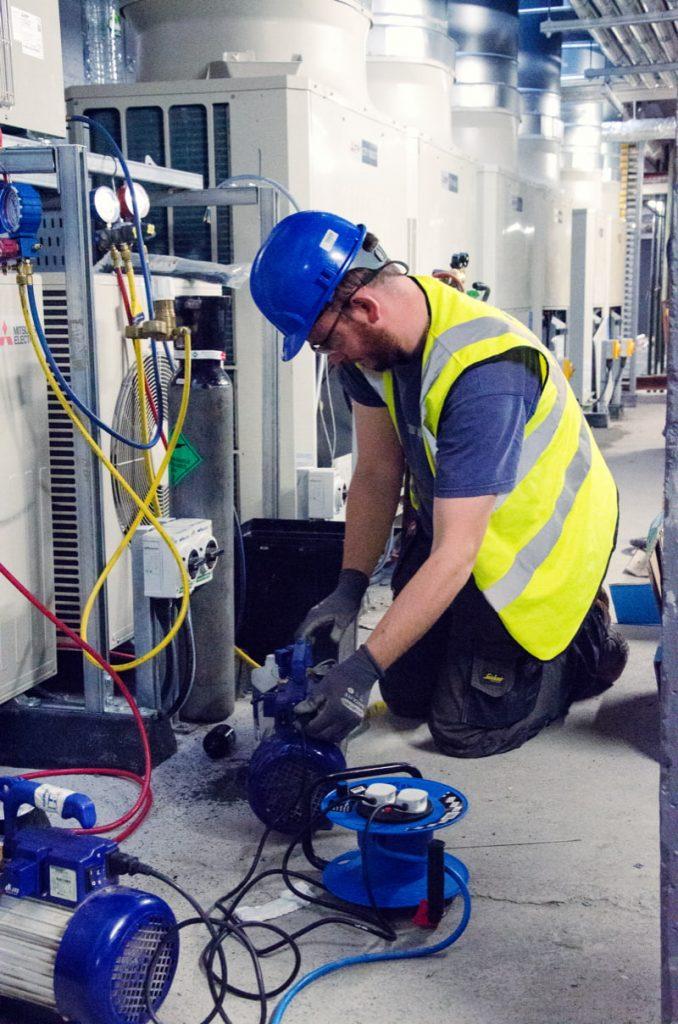 Tech Refrigeration - Service & Maintenance Image